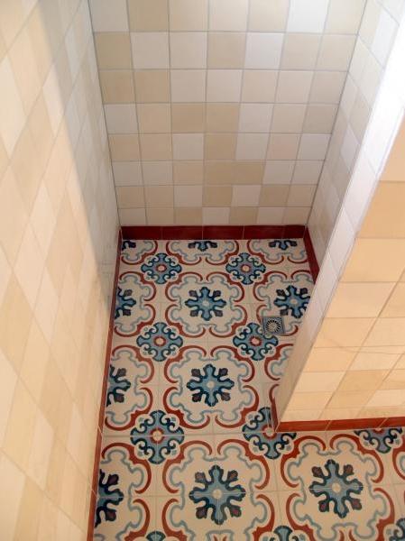 Keuken marokaanse tegels - Patroon cement tegels ...